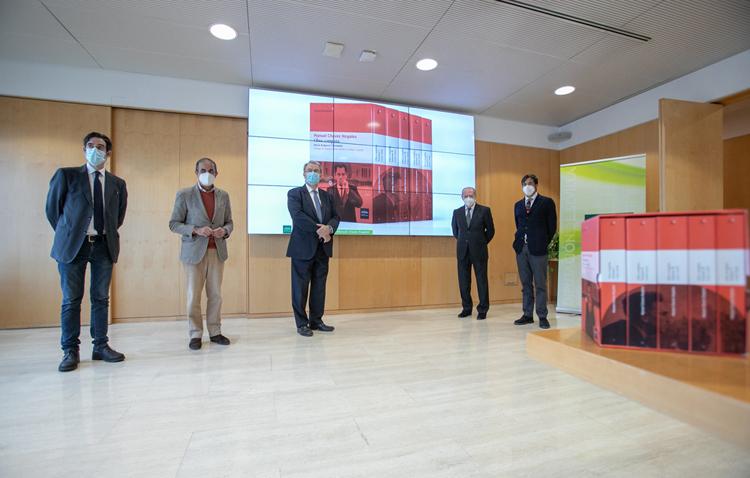 La Diputación de Sevilla impulsa la publicación de la Obra Completa del  escritor y periodista Manuel Chaves Nogales