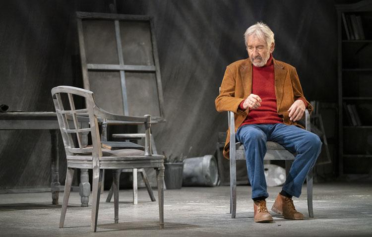 José Sacristán llega este sábado al teatro de Utrera en una sesión con horario adelantado