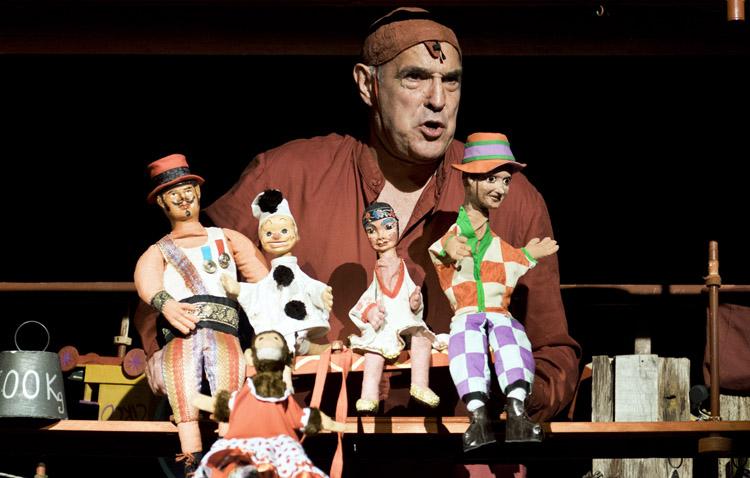 Teatro de títeres con música en directo, la próxima cita familiar en Utrera