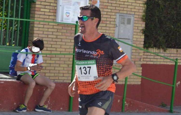 Fallece repentinamente un miembro del club «Deporteando por Utrera»