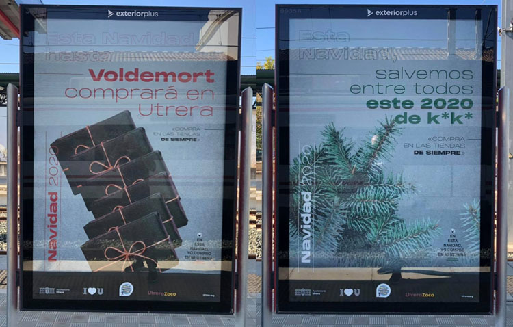 El Ayuntamiento diseña una campaña para apoyar al comercio de Utrera en Navidad