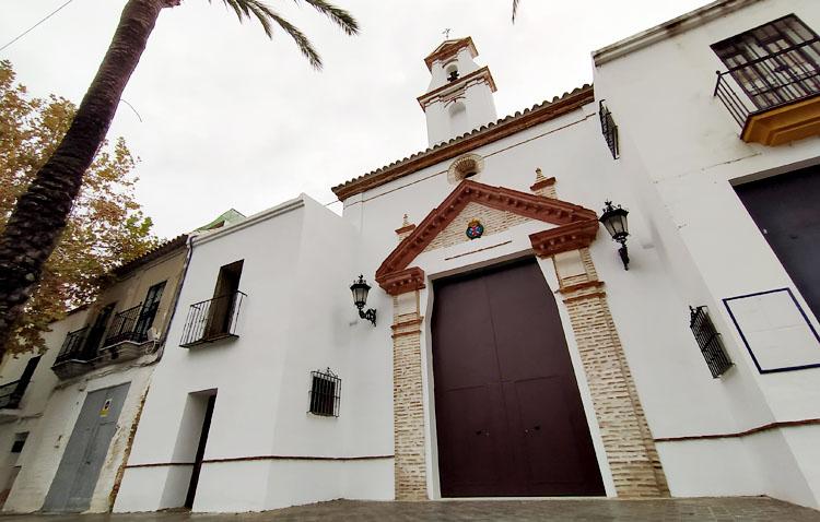 La capilla de la Trinidad recupera parte de su historia