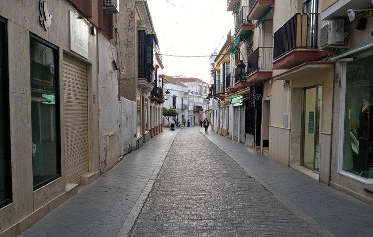 Ciudadanos reclama medidas fiscales para los comercios de Utrera y apostar por la construcción de viviendas sociales