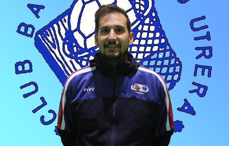 El Club Baloncesto Utrera presenta a Daniel Román, nuevo entrenador del senior