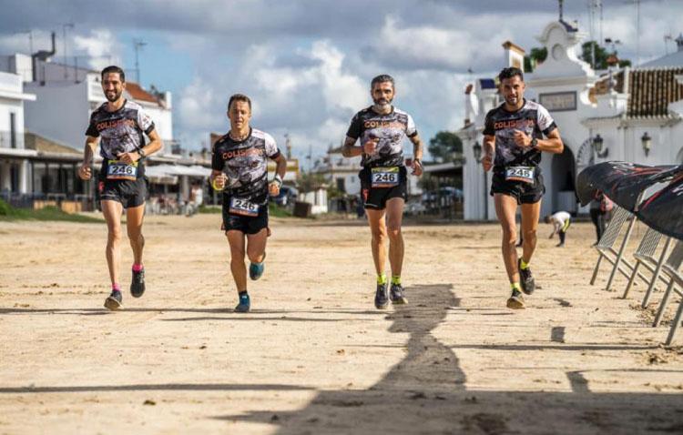 El club «Deporteando por Utrera» obtiene la segunda posición en el exigente Trail Doñana
