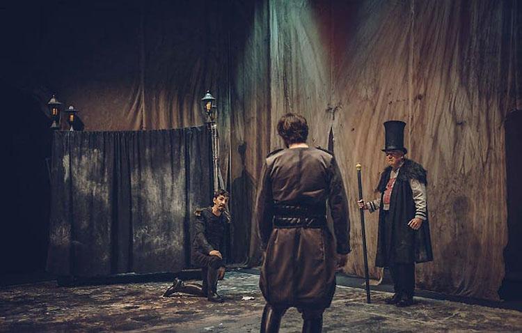«Don Juan Tenorio», un clásico que regresa este sábado al teatro de Utrera de la mano de «Guate Teatro»