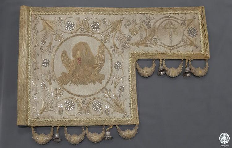 El renacer del guión sacramental de la hermandad del Silencio, una joya del siglo XIX