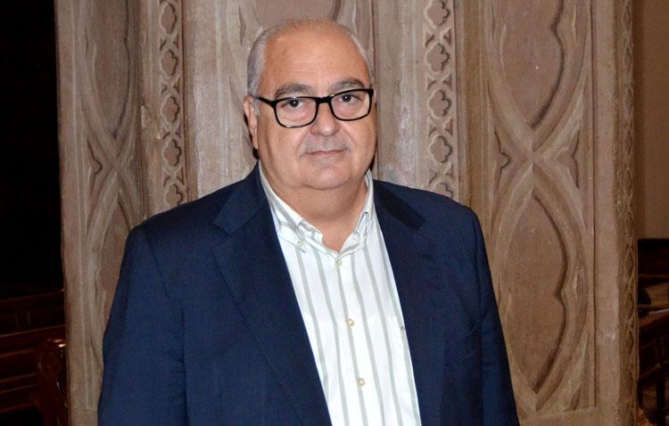 Javier Aguilar, elegido nuevo presidente del Consejo de Hermandades de Utrera
