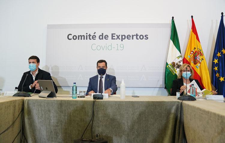 La Junta de Andalucía prorroga las restricciones hasta el 10 de diciembre aunque marca algunos matices