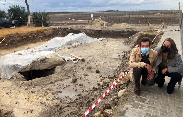 Los Molares reclama al gobierno de España que incluya en los presupuestos la restauración de su castillo
