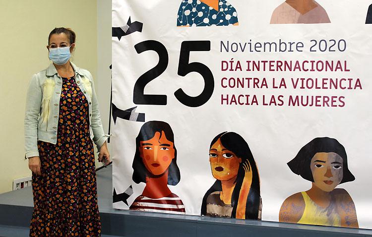 Utrera apuesta por la implicación de las empresas en la lucha contra la violencia de género y en la inserción de las víctimas