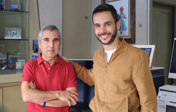 Pepe García Orellana, un utrerano con casi cuatro décadas al frente del conocido estudio «Foto García»