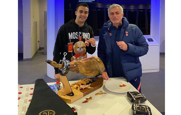 José Mourinho se rinde ante los picos artesanos gourmet de Panadería Obando