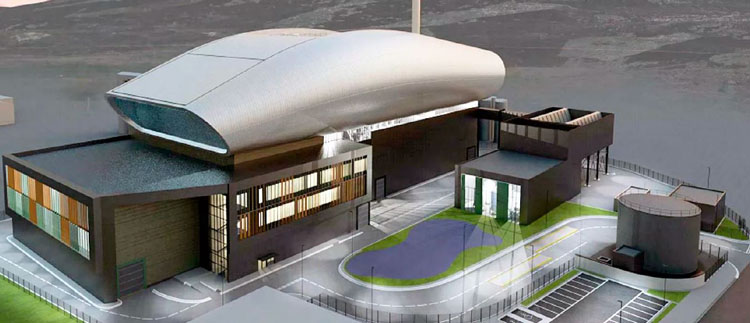 Tecade construirá una innovadora planta de transformación de residuos en Escocia