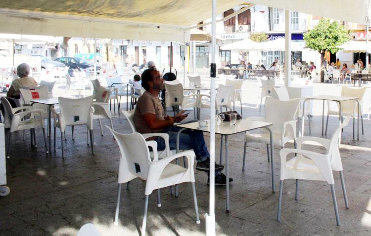 Los bares de Utrera no pagarán la tasa por instalación de veladores durante seis meses