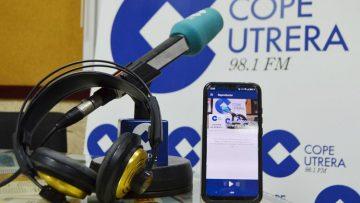 COPE Utrera (98.1 FM) pulveriza su récord y registra 34.000 oyentes en la primera ola del EGM de 2021