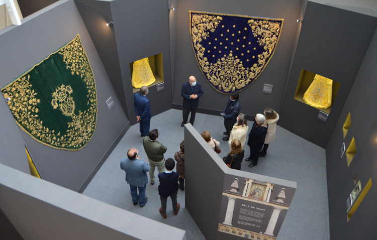 La exposición sobre Consolación cierra tras recibir más de 9.000 visitas
