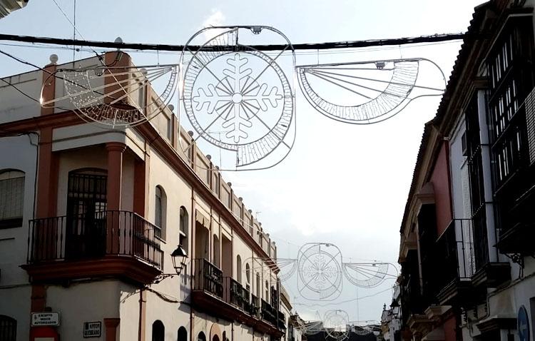 La Navidad llega este viernes a las calles de Utrera con el encendido de su iluminación