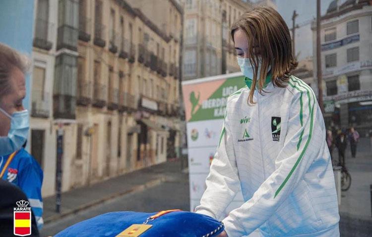 Los karatekas utreranos triunfan en el campeonato de España