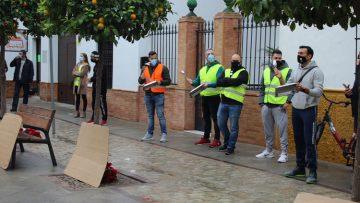 El sindicato CSIF anuncia que la Policía Local retomará las acciones de protesta contra el Ayuntamiento de Utrera