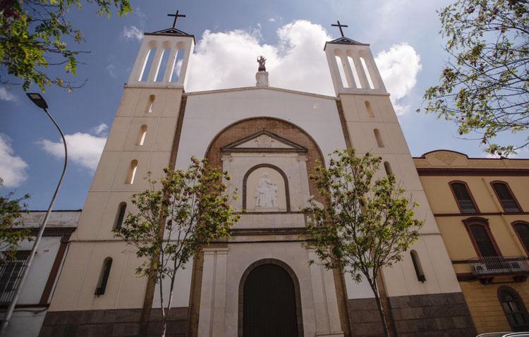 El vía crucis del Consejo de Hermandades de Utrera se celebrará en la basílica de María Auxiliadora