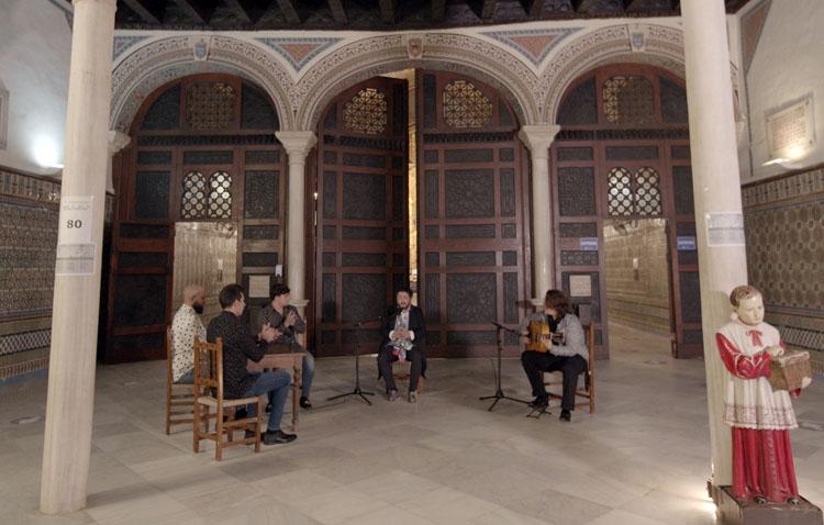 El programa musical de Manuel Lombo en Canal Sur visita Utrera este domingo