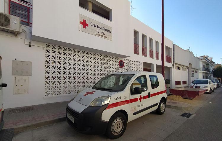Cruz Roja lanza una campaña para buscar voluntarios en Utrera