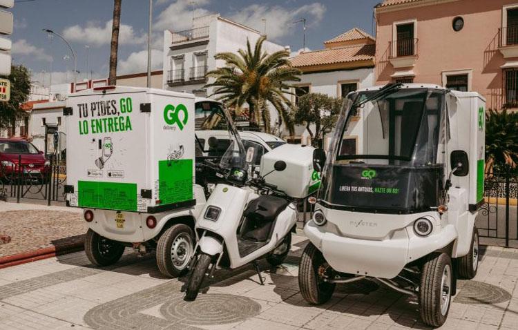 La utrerana Go Delivery continúa conquistando la provincia