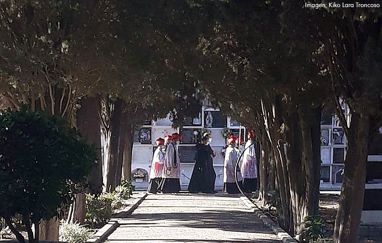 Fallece una cuarta persona por COVID-19 en la iglesia palmariana