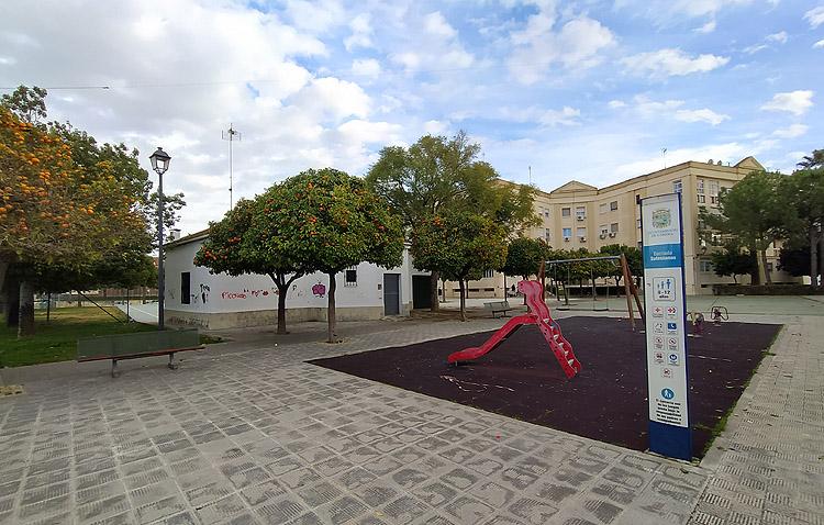 Utrera recordará siempre al desaparecido Juan José Gutiérrez Galeote rotulando una plaza de juegos con su nombre