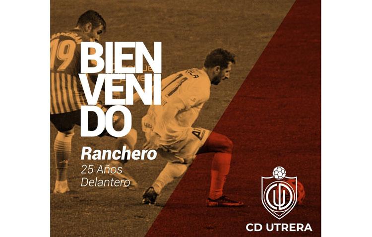 El Club Deportivo Utrera incorpora a «Ranchero», el fichaje más esperado