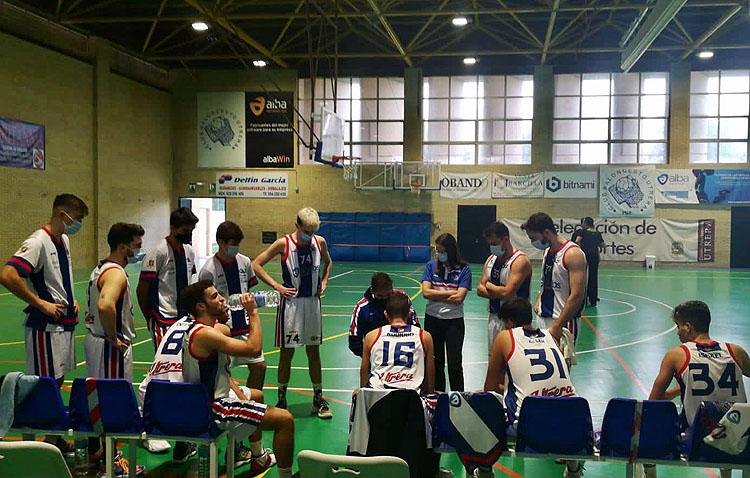El equipo senior del Club Baloncesto Utrera regresa a los entrenamientos, pero no a la competición