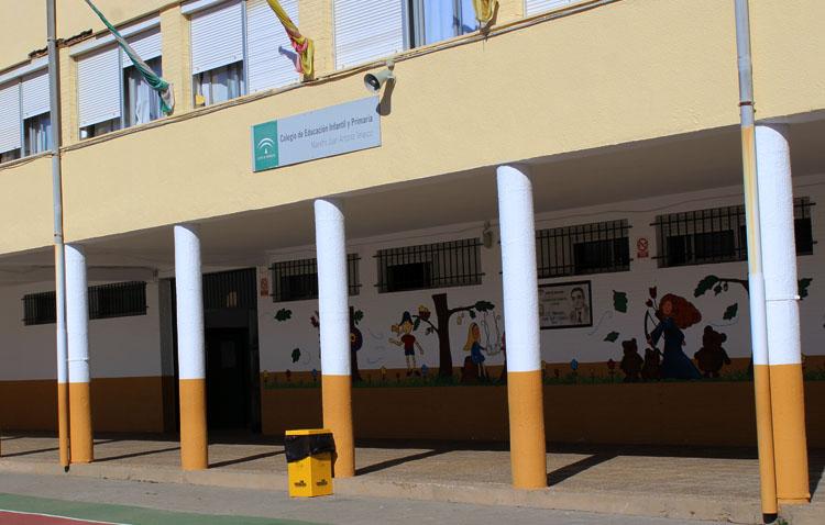 El colegio Juan Antonio Velasco tendrá por primera vez servicio de comedor