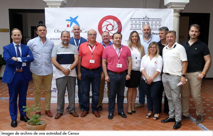 Censur pide al Ayuntamiento de Utrera una sede y un programa formativo con los fondos provinciales del Plan Contigo