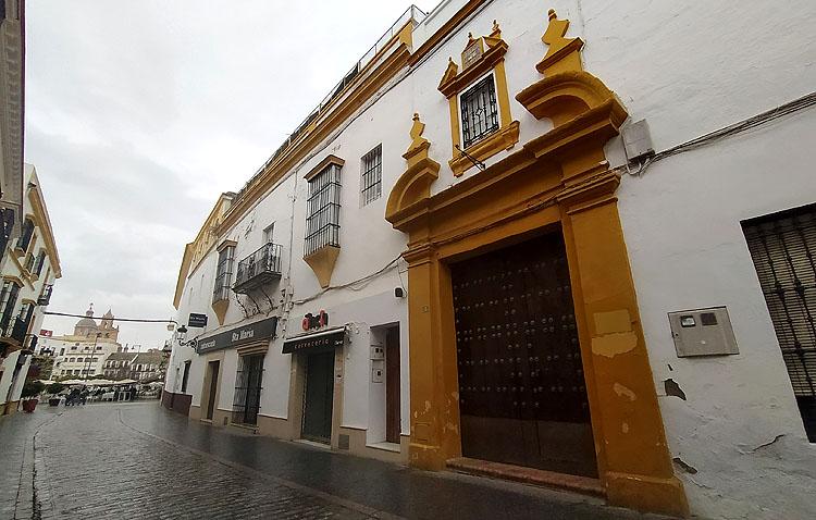 El colegio Rodrigo Caro tendrá un comedor escolar en la antigua sede de la concejalía de Educación