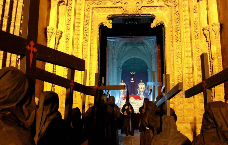 La ciudad de Utrera, presente en el programa de Cuaresma y Semana Santa organizado por «Caminos de Pasión»