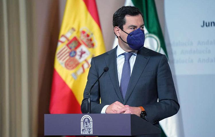 La Junta de Andalucía prohíbe la venta de alcohol a partir de las 18.00 horas