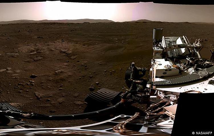 Sello utrerano en el proyecto que dotará de tecnología a la NASA para volver a Marte en el futuro
