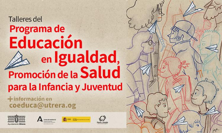 Un programa integral de educación en igualdad para alumnos, docentes y familiares en Utrera