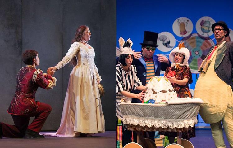 Los espectáculos «Romeo y Julieta» y «Los viajes de Julio Verne», aplazados por la crisis sanitaria