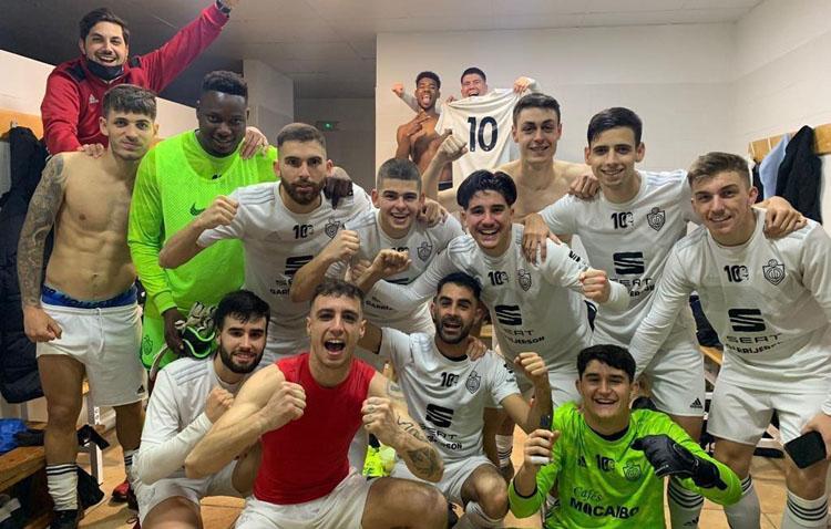 El Utrera Atlético se proclama líder del Subgrupo B de la Segunda División Andaluza