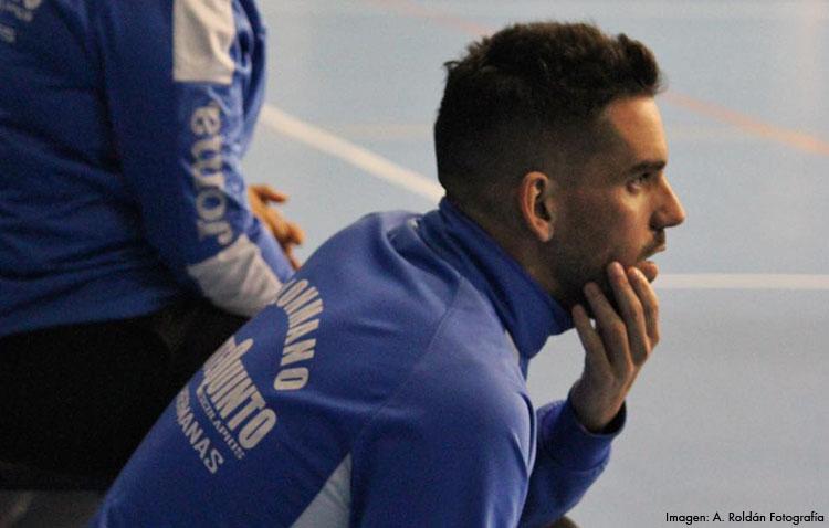 El utrerano Alfredo Muñoz formará parte de la Selección Andaluza Femenina de Balonmano Playa