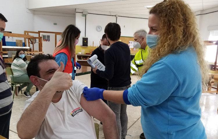 La inmunidad frente a la COVID-19 llega a Apudes