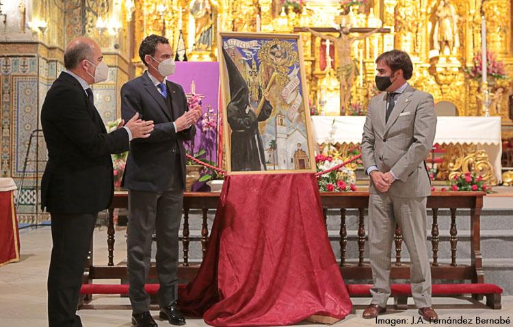 «Santuario», un cuarto de siglo sirviendo de anuncio de la Semana Santa en los Muchachos de Consolación