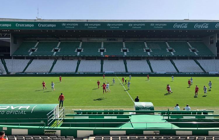CÓRDOBA B 3 – 0 C.D. UTRERA: Dura derrota que deja al Utrera fuera del play off directo