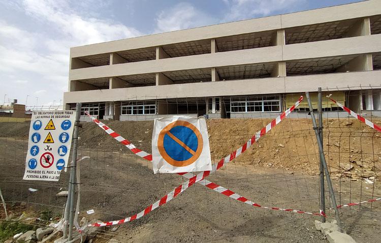 El nuevo colegio Al-Andalus abrirá sus puertas en el curso 2021-2022 tras más de una década de reclamaciones