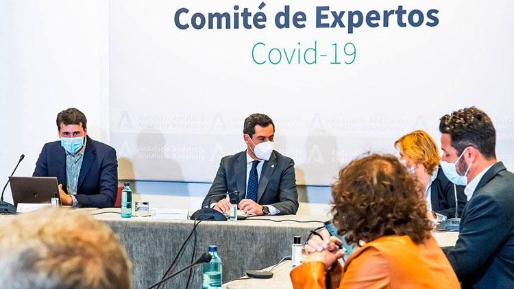 La Junta de Andalucía mantiene sin cambios todas las medidas frente a la pandemia