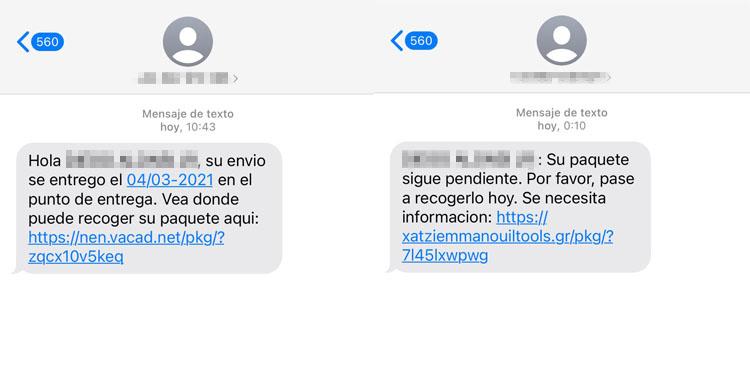 Llegan a Utrera las estafas de SMS, peligrosas para la seguridad de los datos personales