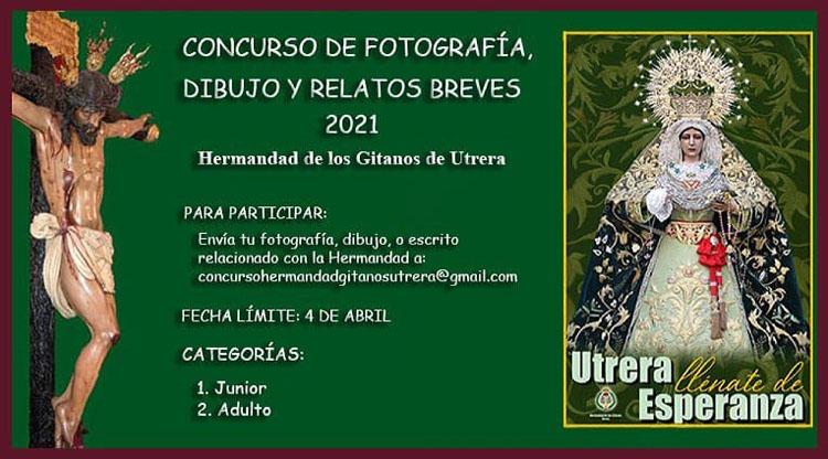 La hermandad de los Gitanos organiza un concurso de fotografía, dibujo y relatos breves