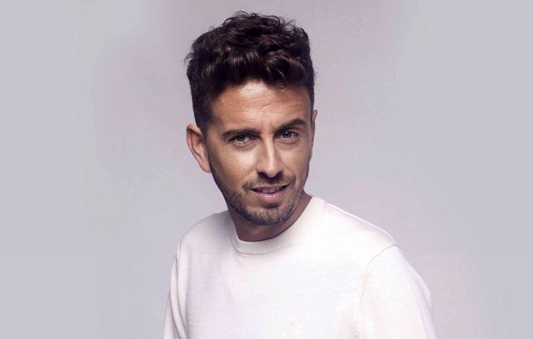 Juanlu Montoya ofrecerá un concierto en uno de los principales auditorios de España